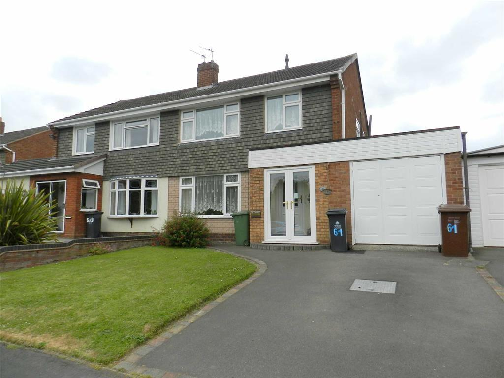 4 Bedrooms Semi Detached House for sale in Greenfield Road, Walsall, West Midlands