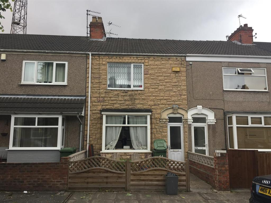 3 Bedrooms Terraced House for sale in Blundell Avenue, Cleethorpes