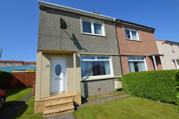 2 Bedrooms Semi-detached Villa House for sale in 71 Clyde Terrace, Ardrossan, KA22 7EH