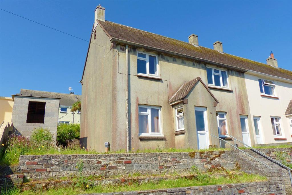 3 Bedrooms End Of Terrace House for sale in Acacia Road, Falmouth