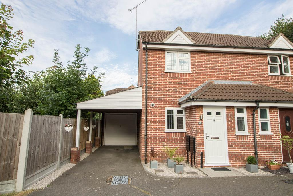 2 Bedrooms Semi Detached House for sale in Princes Close, Billericay CM12