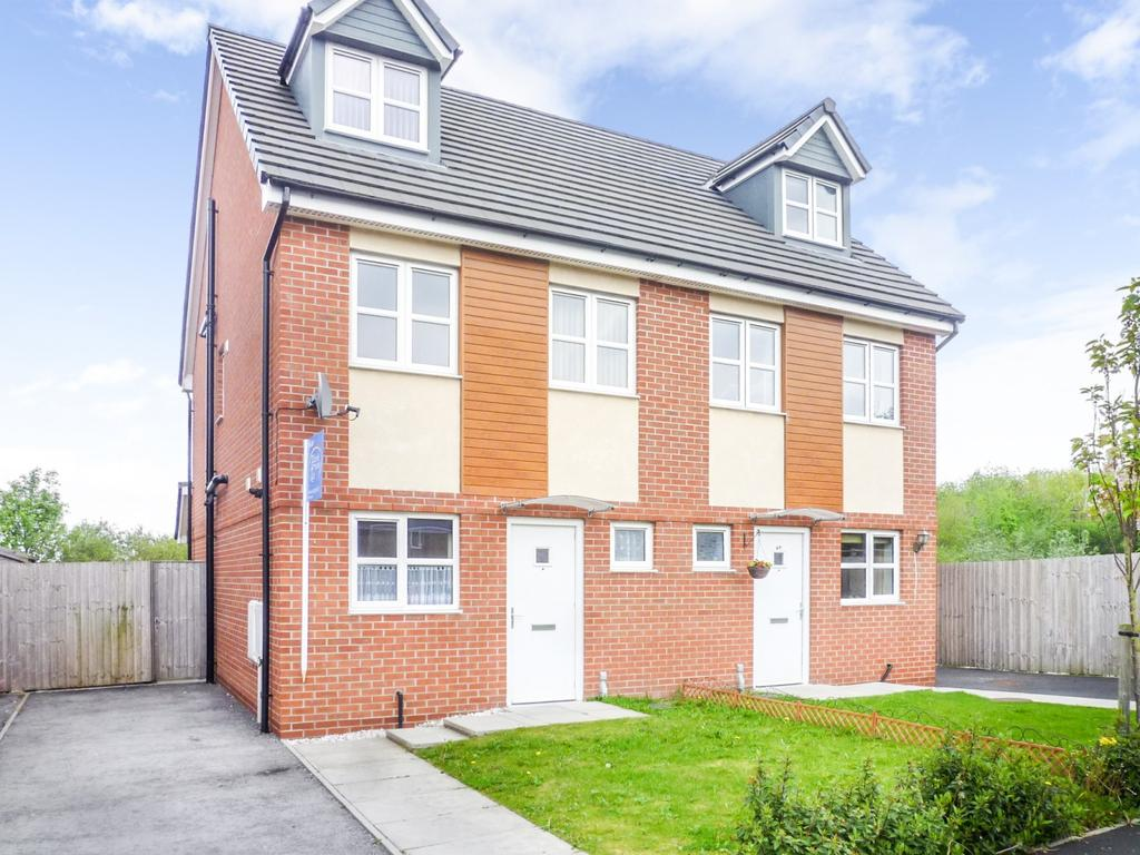 4 Bedrooms House for sale in Lockfield, Runcorn