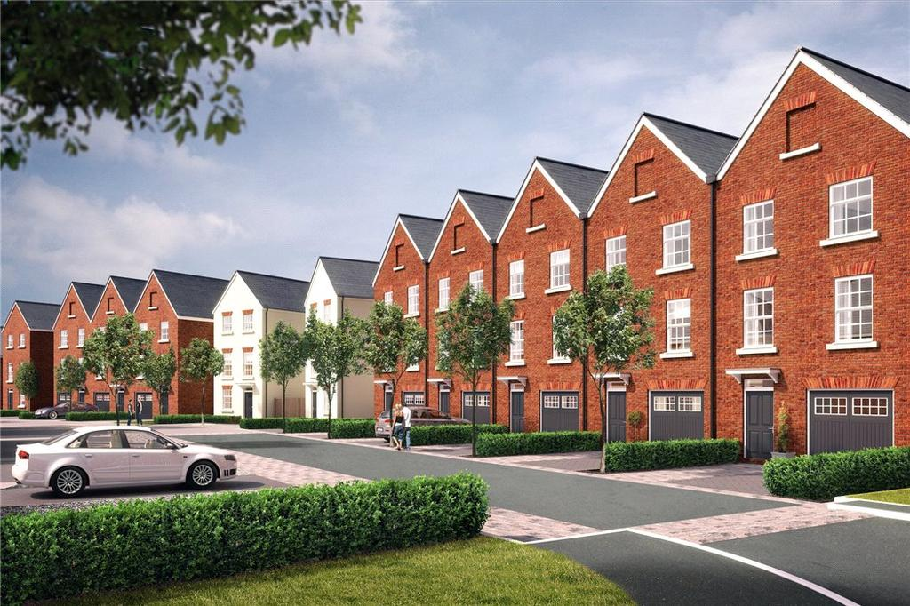 4 Bedrooms Residential Development Commercial for sale in No 6, Otters Holt, Mill Street, Ottery St. Mary, Devon, EX11