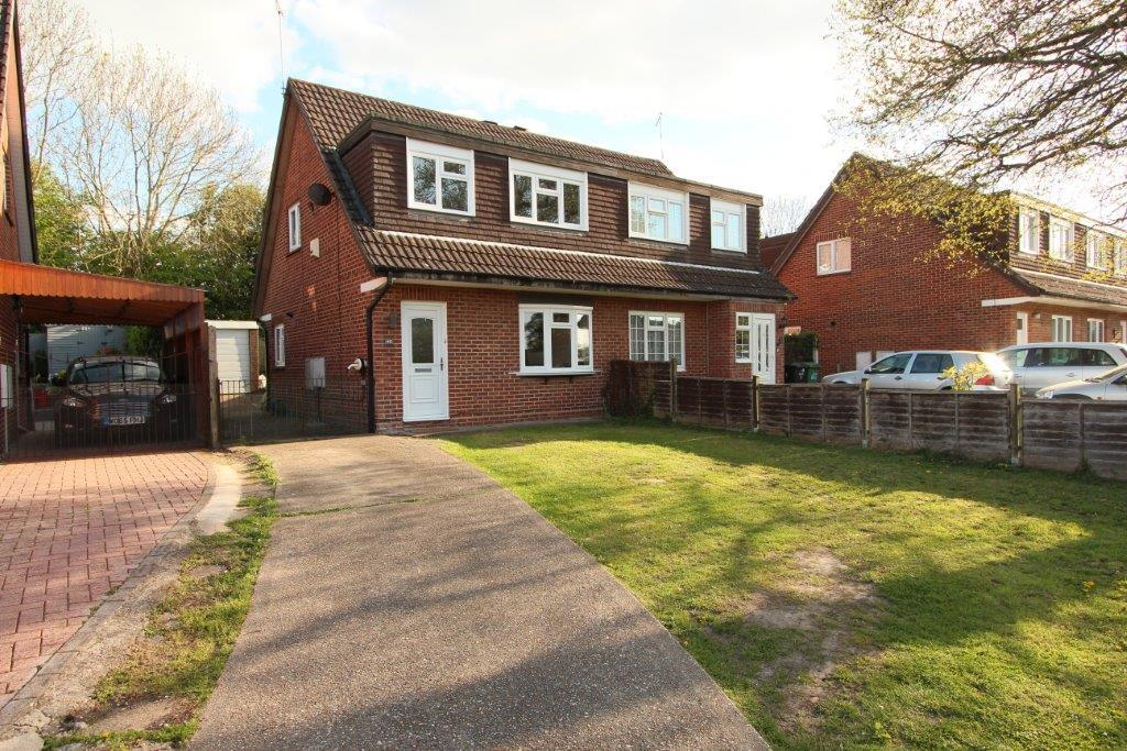 3 Bedrooms Semi Detached House for sale in Whitebeam Road, Hedge End SO30