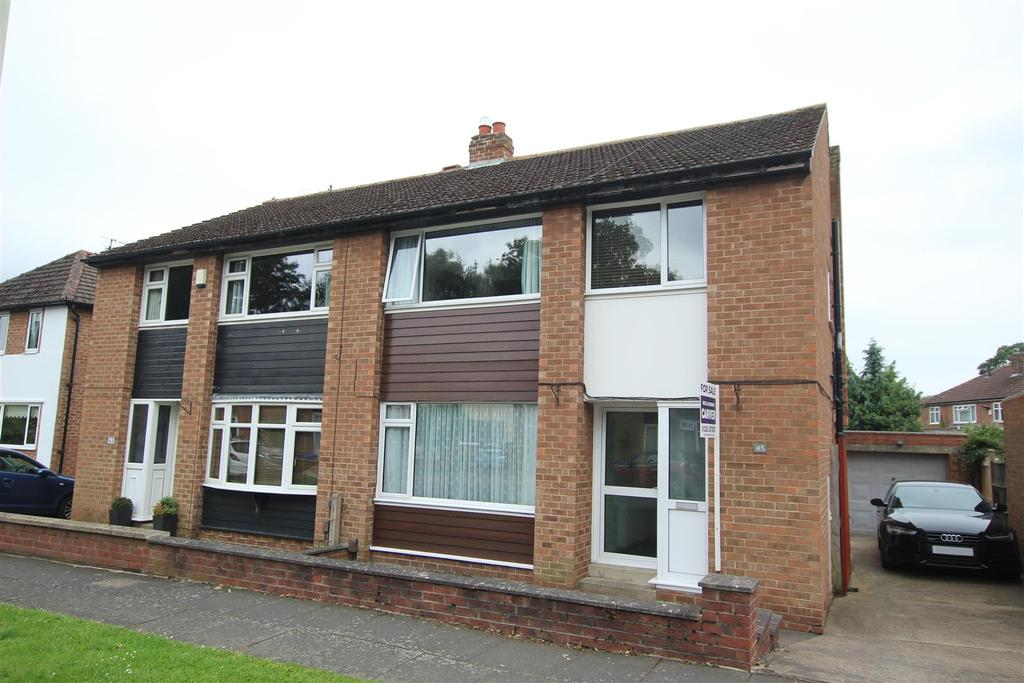 3 Bedrooms Semi Detached House for sale in Barrett Road, Darlington