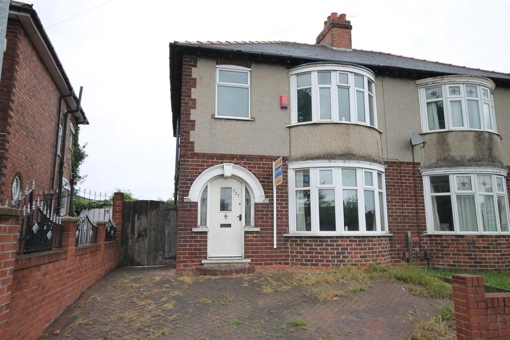 3 Bedrooms Semi Detached House for sale in Haughton Road, Darlington