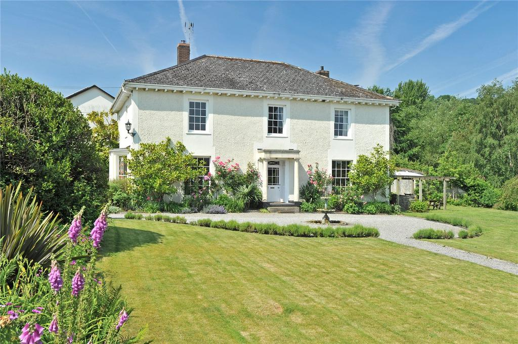 5 Bedrooms House for sale in Christow, Exeter, Devon, EX6