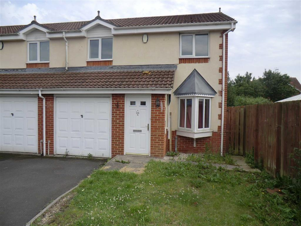 3 Bedrooms Semi Detached House for sale in 34a, Dean Park, Ferryhill