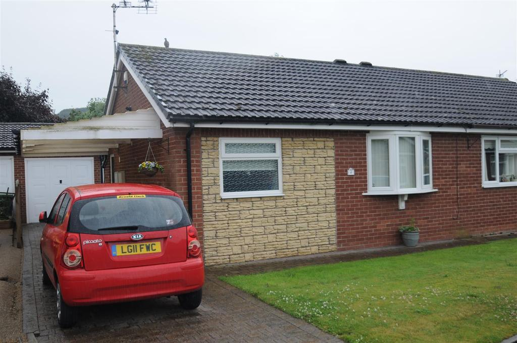 1 Bedroom Semi Detached Bungalow for sale in Withy Close, Frodsham