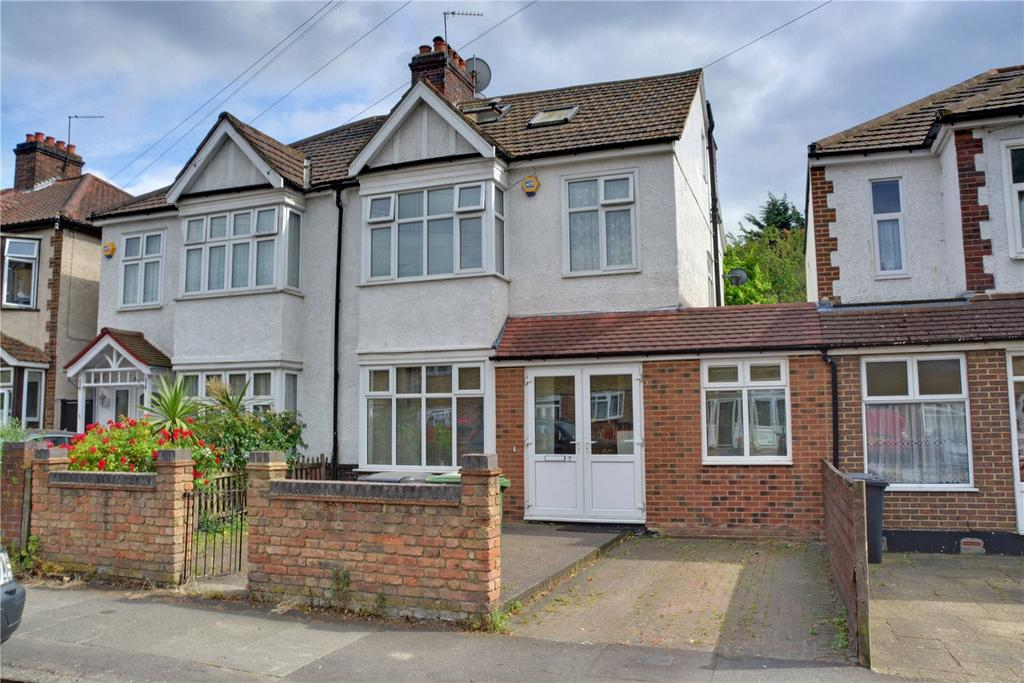 6 Bedrooms Semi Detached House for sale in Linchmere Road, Lee, London, SE12