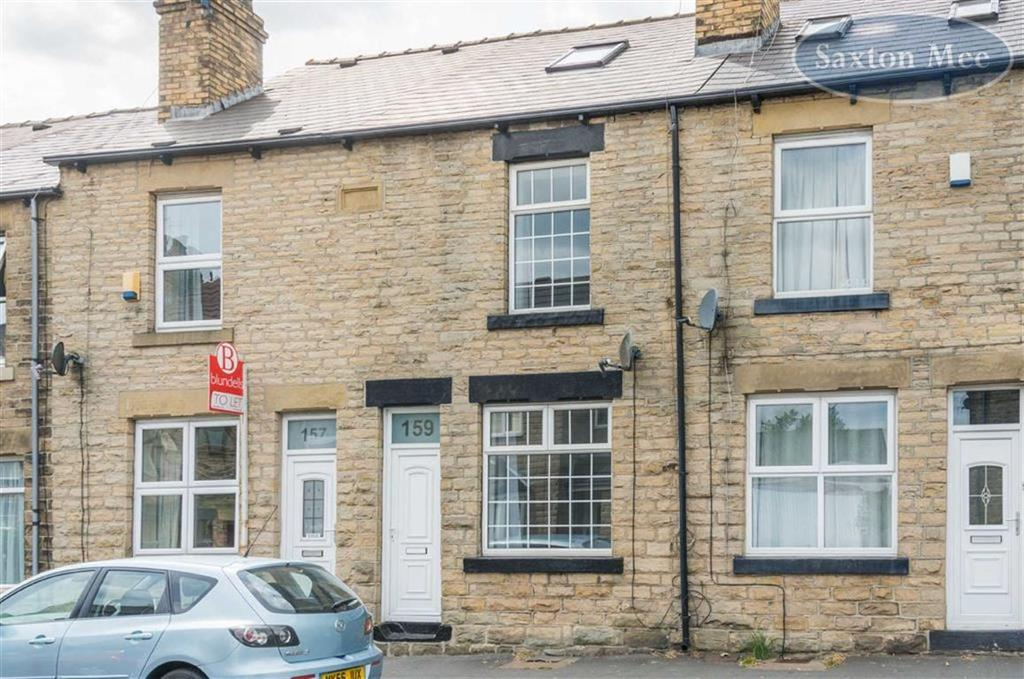 3 Bedrooms Terraced House for sale in Cross Lane, Crookes, Sheffield, S10