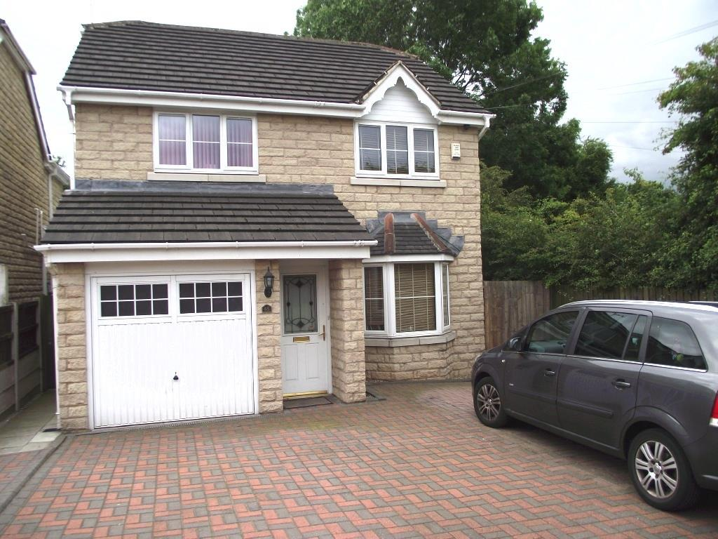 3 Bedrooms Detached House for sale in Tonge Meadow, Middleton