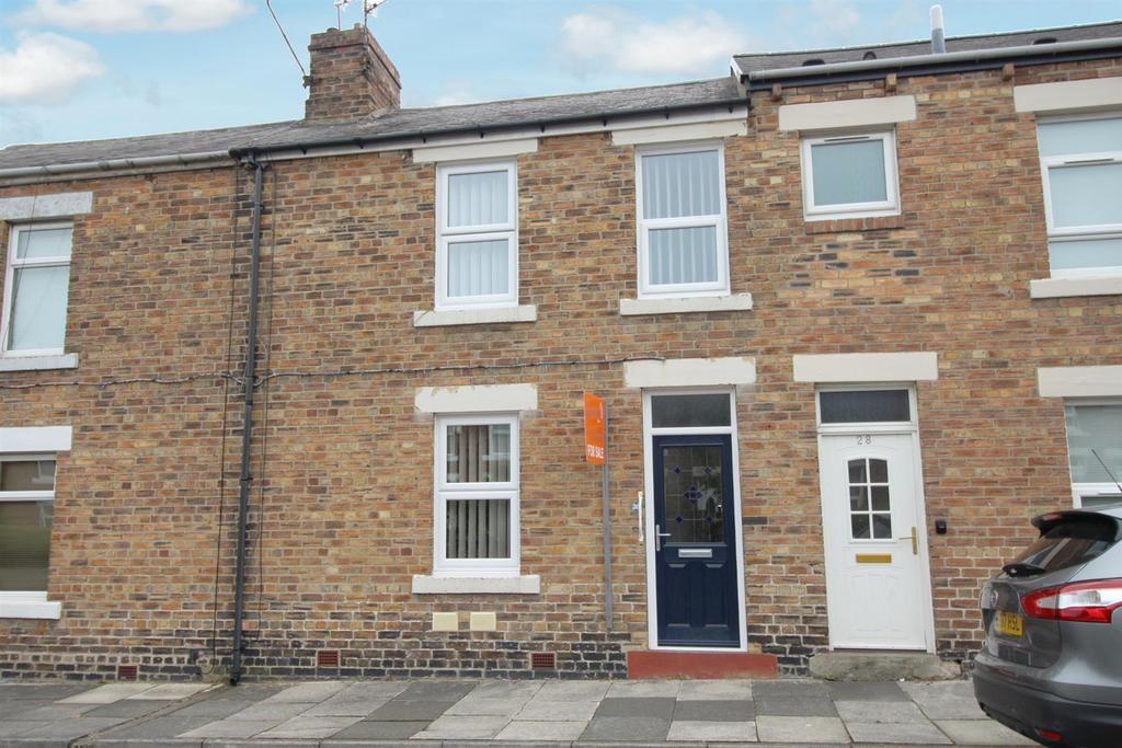 3 Bedrooms Terraced House for sale in Mary Agnes Street, Newcastle