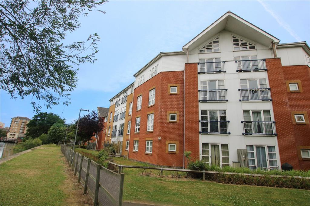 2 Bedrooms Flat for sale in Kennet Walk, Reading, Berkshire, RG1