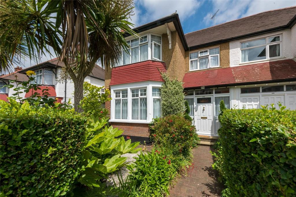 4 Bedrooms Semi Detached House for sale in Anson Road, London, NW2