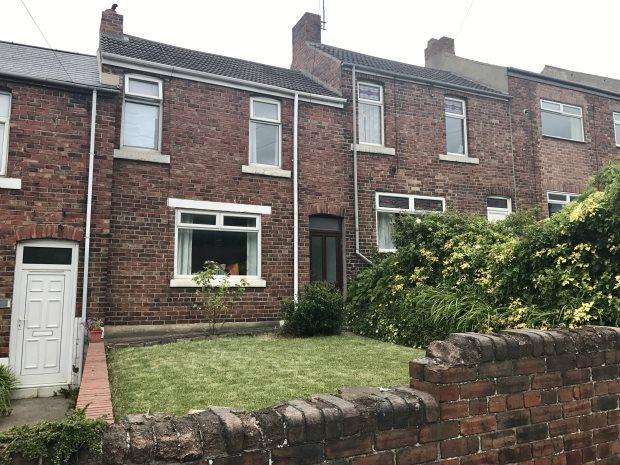 3 Bedrooms Terraced House for sale in PROSPECT TERRACE, NEVILLES CROSS, DURHAM CITY