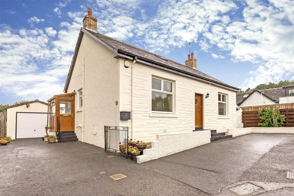 3 Bedrooms Detached House for sale in 6 Knowehead Terrace, Scone, Perth, PH2