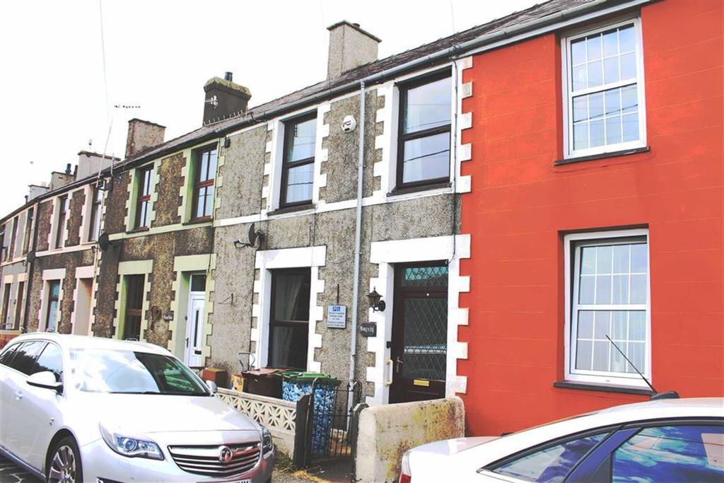 3 Bedrooms Terraced House for sale in Ffordd Clynnog, Penygroes, Gwynedd