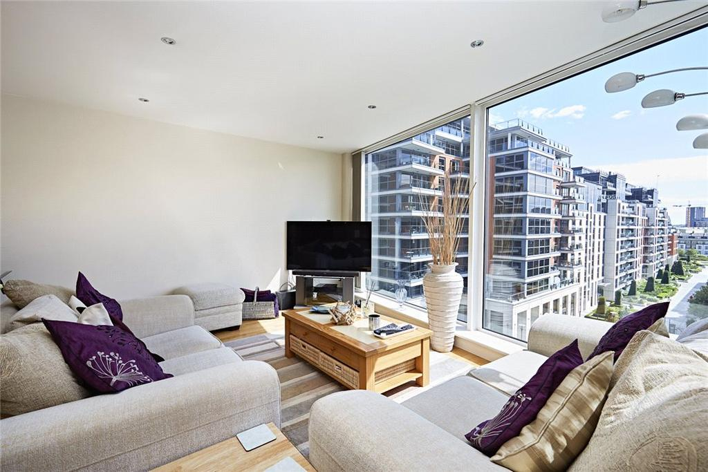 2 Bedrooms Flat for sale in The Boulevard, Imperial Wharf, Fulham, London, SW6