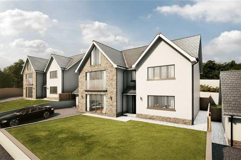 5 bedroom detached house for sale - Bayview Court, Tycoch, Swansea, Swansea