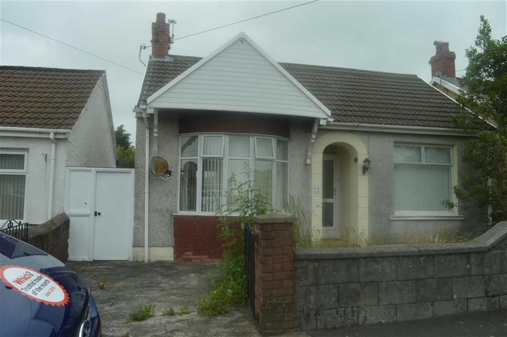 2 Bedrooms Detached Bungalow for sale in Twyniago Road, Swansea, SA4