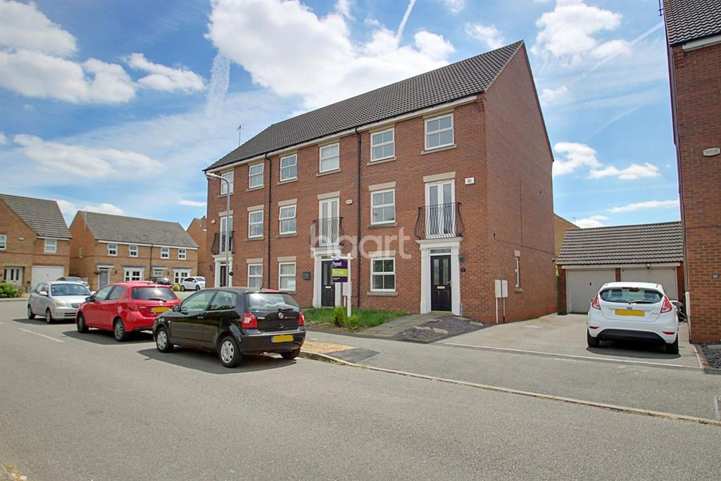 5 Bedrooms End Of Terrace House for sale in SUNNINGDALE DRIVE