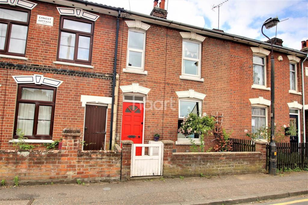 3 Bedrooms Terraced House for sale in Causton Road, Colchester