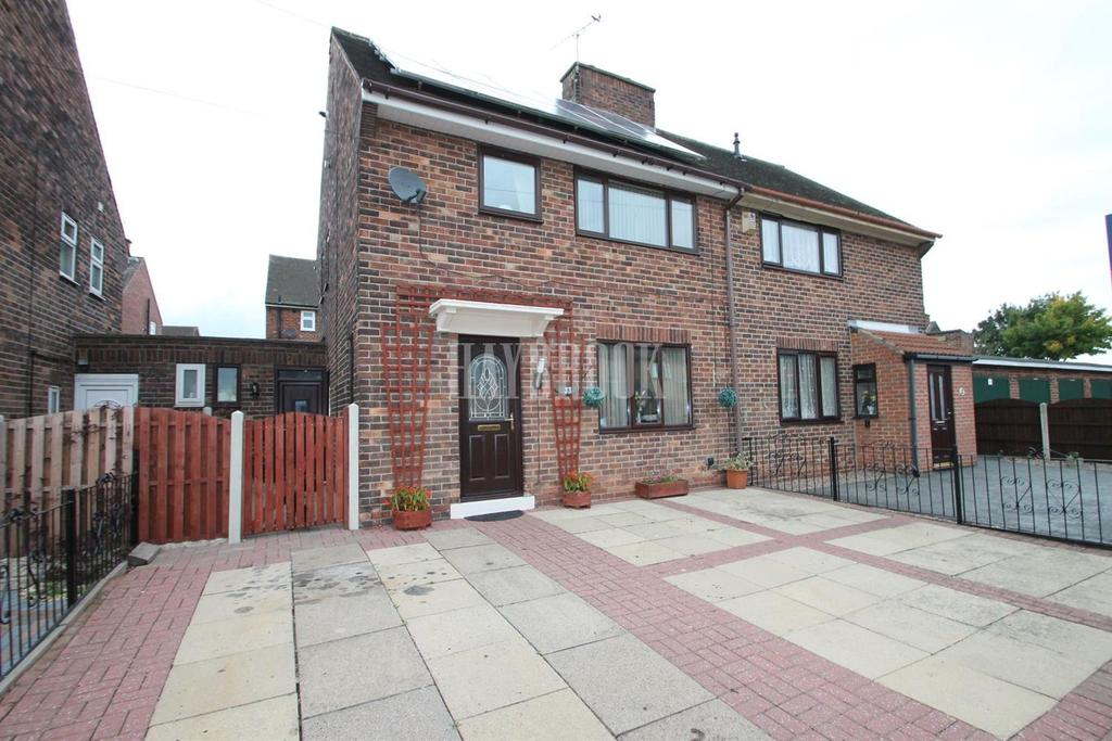 3 Bedrooms Semi Detached House for sale in Waleswood View, Aston