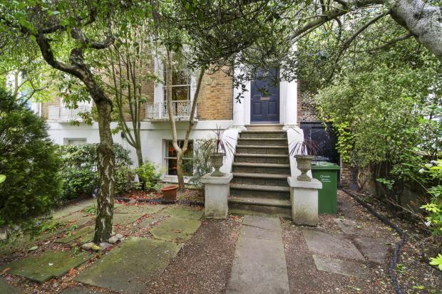 4 Bedrooms Semi Detached House for sale in Rochester Road, London, NW1