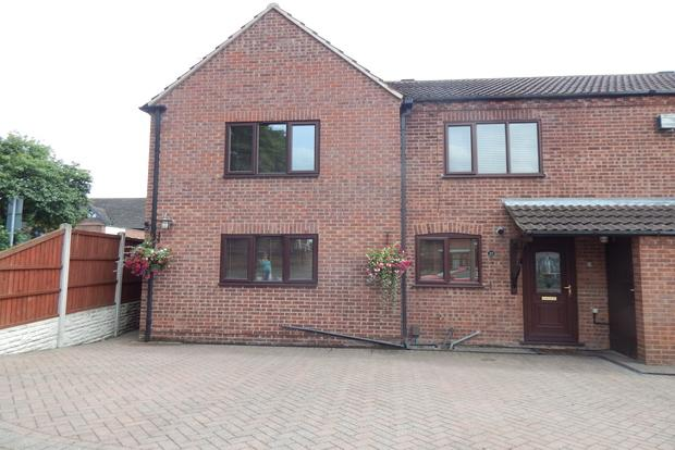 3 Bedrooms Semi Detached House for sale in St. Marys Walk, Jacksdale, Nottingham, NG16