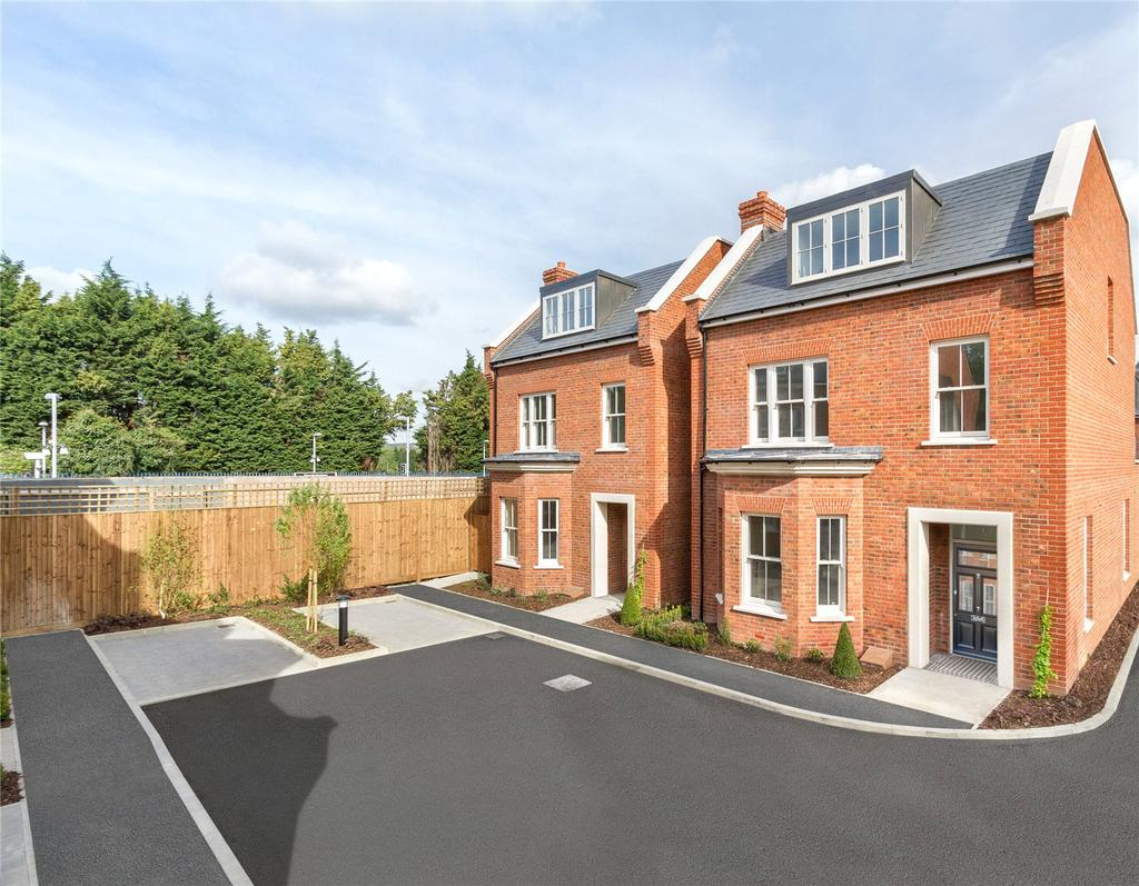 5 Bedrooms Detached House for sale in Copers Cope Road, Beckenham, Kent, BR3