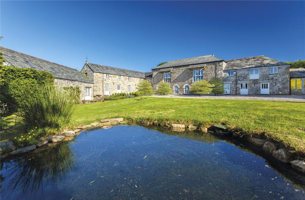 5 Bedrooms Unique Property for sale in Callington, Cornwall, PL17