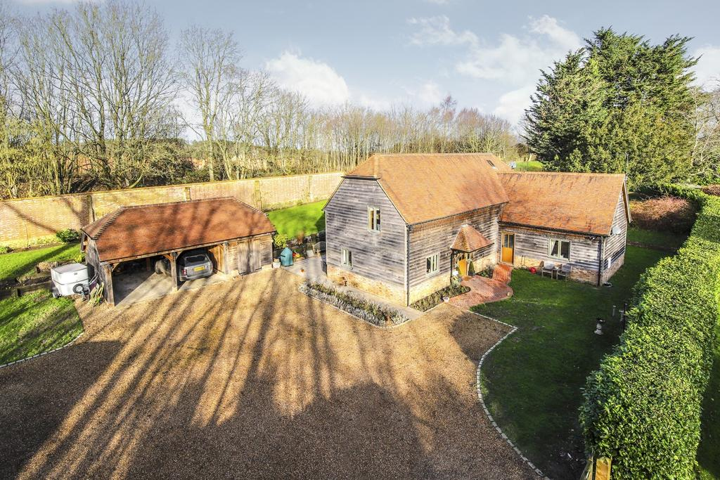 4 Bedrooms Barn Conversion Character Property for sale in STORRINGTON, WEST SUSSEX RH20