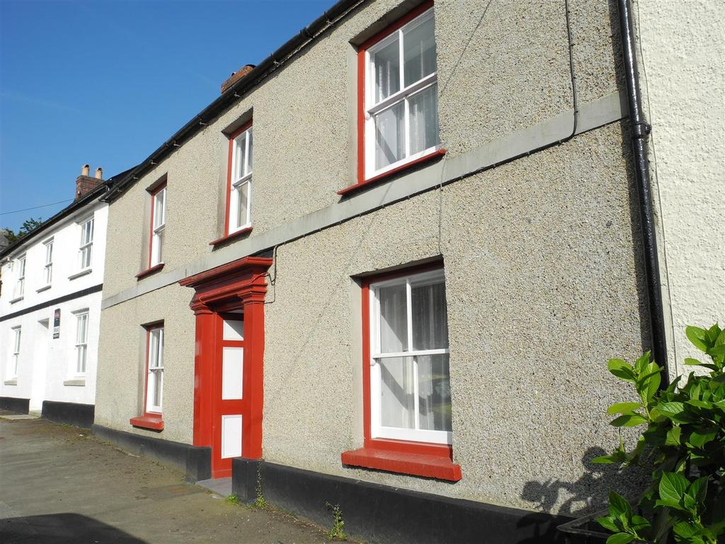 3 Bedrooms Terraced House for sale in Tregony