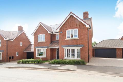 4 bedroom detached house for sale - Butterwick Close, Barnt Green