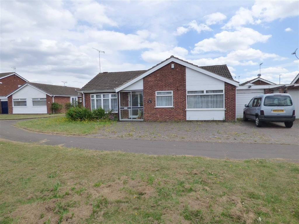 3 Bedrooms Detached Bungalow for sale in Exeter Close, Coventry
