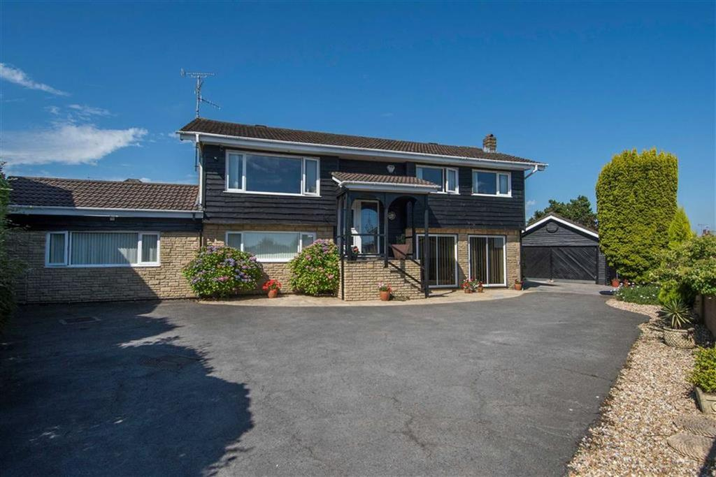 5 Bedrooms Detached House for sale in Coedmor, Swansea, SA2