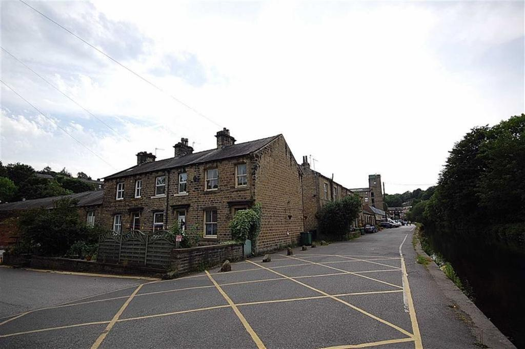 2 Bedrooms Cottage House for sale in Commercial Mills Cottages, Slaithwaite, Huddersfield, HD7