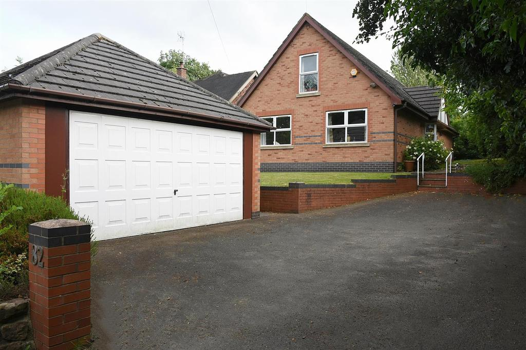 4 Bedrooms Detached House for sale in Wallerscote Road, Weaverham