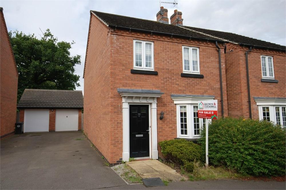 3 Bedrooms Detached House for sale in Buchanan Road, Rugby, Warwickshire