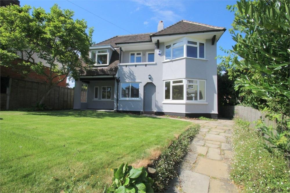 4 Bedrooms Detached House for sale in Lexden Road, COLCHESTER, Essex