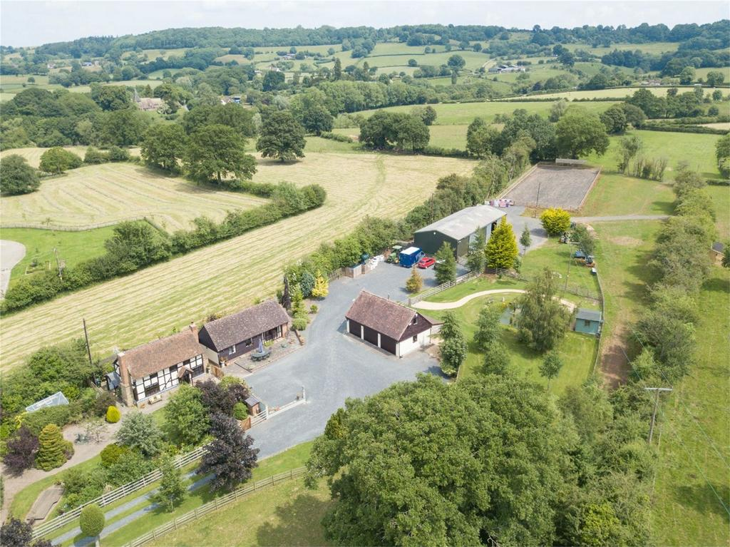 4 Bedrooms Cottage House for sale in Byfield, Stoke Bliss, Tenbury Wells, Worcestershire