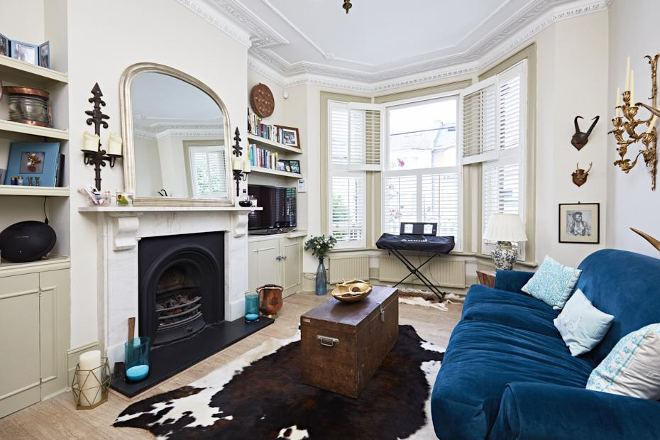 1 Bedroom Ground Flat for sale in Hadyn Park Road, London W12
