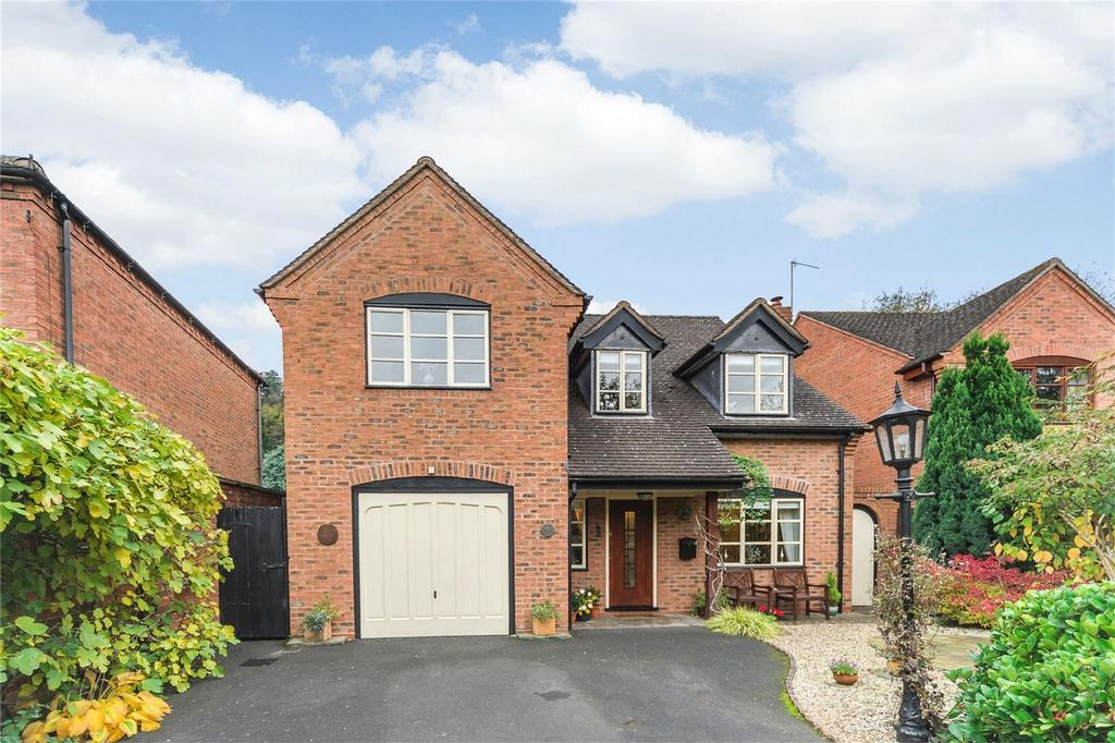 4 Bedrooms Detached House for sale in Pleasant Harbour, Bewdley, Worcestershire