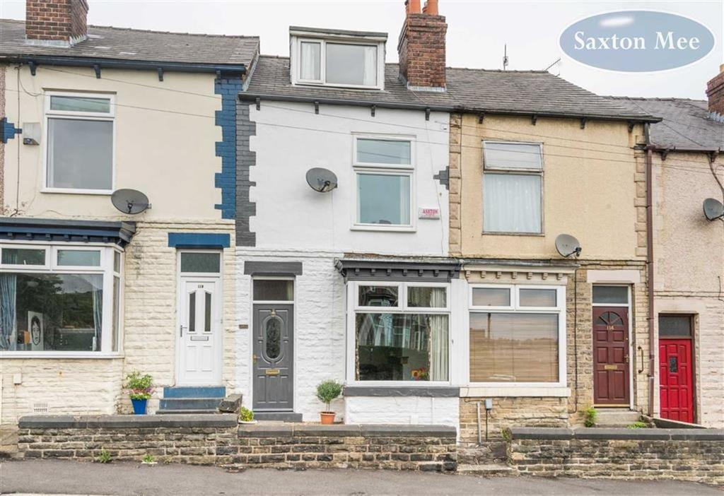 3 Bedrooms Terraced House for sale in Findon Street, Hillsborough, Sheffield, S6