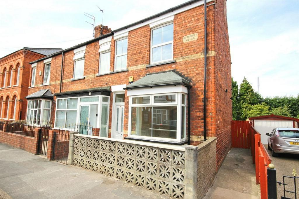 2 Bedrooms End Of Terrace House for sale in Finkle Street, Claremont Villas, Cottingham, East Riding of Yorkshire
