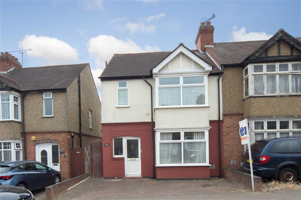 3 Bedrooms Semi Detached House for sale in Durham Road, Luton