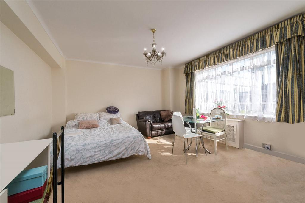 1 Bedroom Apartment Flat for sale in Paramount Court, University Street, WC1E