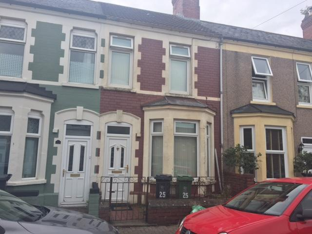 3 Bedrooms Terraced House for sale in Pomeroy Street, Cardiff