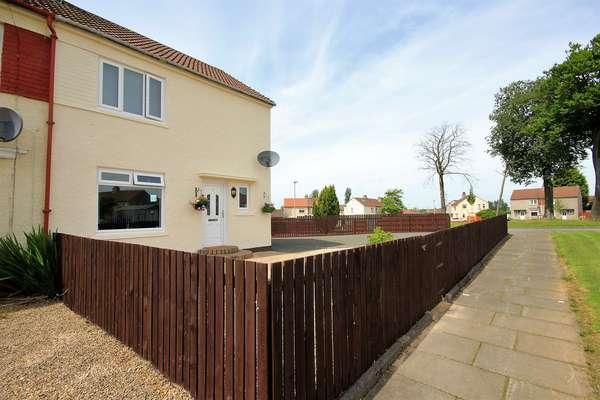 2 Bedrooms End Of Terrace House for sale in 18 Beauly Crescent, Kilmarnock, KA1 3PY